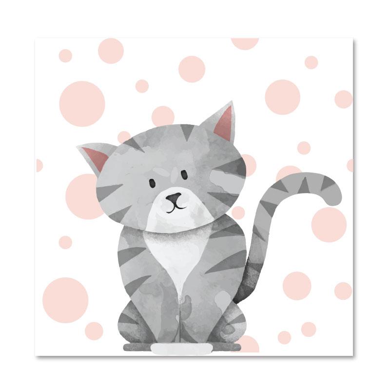 Sjajna slika maca